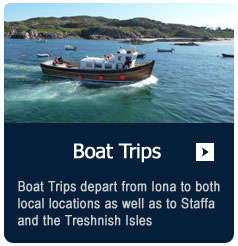 Boat trips attractions
