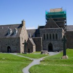Iona Abbey St Martins and Johns Cross