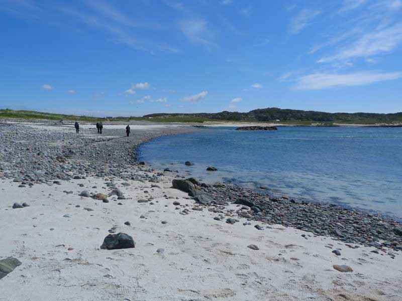 bay-at-the-back-of-the-ocean on iona