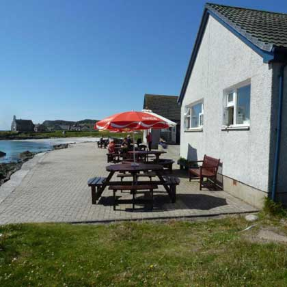 Where to eat on the Isle of Iona