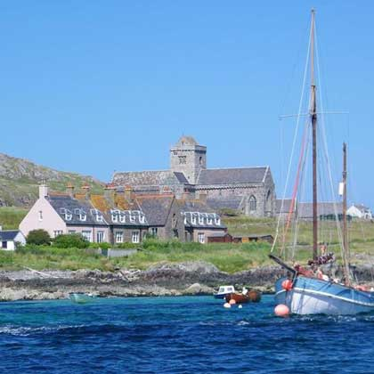 What to do on the Isle of Iona