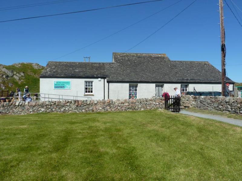 Iona Community's Welcome Centre and Shop
