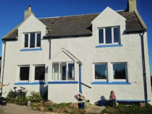Erraid House Self Catering