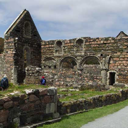 History things to do on the Isle of Iona